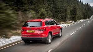 skoda skoda kodiaq se l 1 4 tsi dsg 2017 review by car magazine