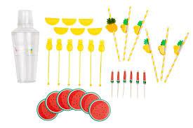 sunnylife fruit salad cocktail kit buy pool toys online at iharttoys