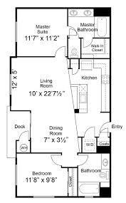 7 X 10 Bathroom Floor Plans by Luxury 1 2 U0026 3 Bedroom Apartments In Petaluma Ca