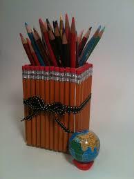 Pencil Holder For Desk Beth Watson Design Studio Designer Craft Connection First