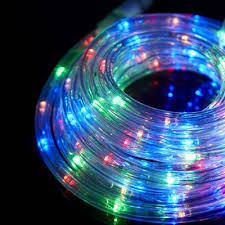Christmas Rope Light Outdoor by Rope Light Led 10m Multi Colour Christmas Lighting Outdoor