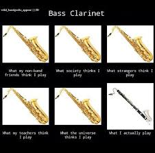 Clarinet Meme - 15 woodwind player confessions that will make you say same