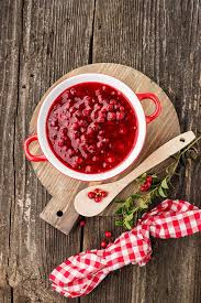 eastern shore honey cranberry relish for thanksgiving