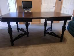 Best Antique Dining Room Tables Images On Pinterest Dining - Dining room table leaves