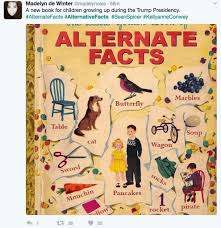 conway spicer raked on alternative facts sfgate