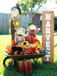 Fall Garden Decorating Ideas Fall Yard Decorations Hunde Foren