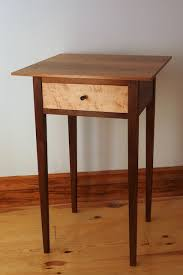 Side Table Plans Shaker Side Table Plans Pdf Download Woodworking Plans Military