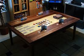 geek chic gaming table my experience with geek chic part 2 home all things nerdy
