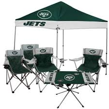 new york jets chairs and canopies jets tailgating gear nflshop com