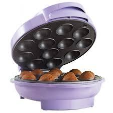 baby cakes maker brentwood 97092809m cake pop maker in purple