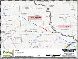 Wayne County Tax Map Tgp Orion Project In Nepa Gets Final Approval By Ferc