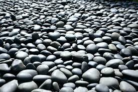 Black Garden Rocks Types Of Landscape Rock Black Garden Stones Types Of Landscape