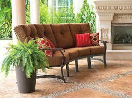 discount cast aluminum patio furniture patio ideas avondale 6 person aluminum patio fire pit dining set