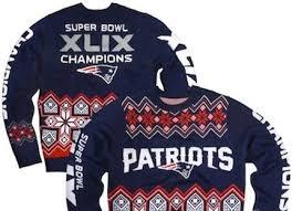 patriots sweater nfl sweater style patriots bowl xlix