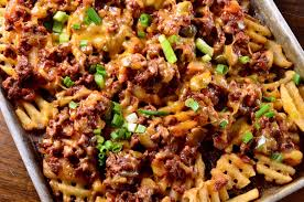 loaded sriracha bbq sloppy joe fries life u0027s ambrosia