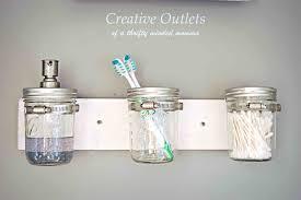 diy bathroom decor ideas best 25 mason jar kitchen decor ideas on pinterest and bathroom