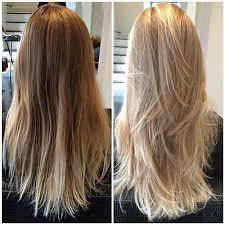 Stufenschnitt Lange Haare by Die Besten 25 Stufenschnitt Lang Ideen Auf