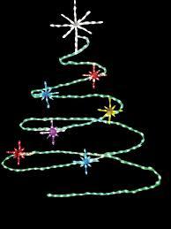 spiral christmas tree brite ideas spiral christmas tree led light reviews wayfair