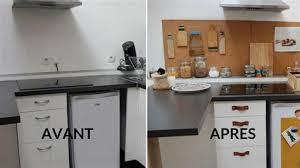 cuisine avant apr鑚 renover sa cuisine avant apres 2 avant apr232s une cuisine