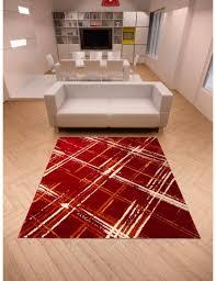 tappeto moderno rosso tappeto design moderno vellutato dai colori per ingresso
