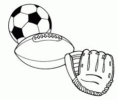 coloring pages printable perfect worksheets sports coloring books