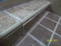 how to repair shower tile pulling away from wall tiling