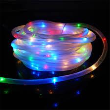 Camping Led Strip Lights by Online Shop Tsleen Led Strip 100led 33ft Solar Power Rope Tube