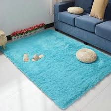 Plush Floor Rugs Long Plush Area Rug Bedroom Rugs And Carpet Silky Livingroom Floor