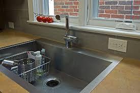 Kitchen Sink Deep by An Elegant Low Cost Modern Kitchen U2013 Braitman Design Studio