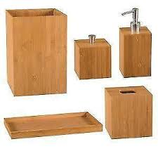 Bathroom Accessories Sets Bathroom Set Ebay
