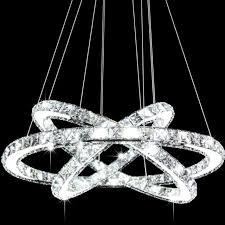 Ring Chandelier Modern Galaxy Led K9 Ring Chandelier Jgq20 Pendant Light