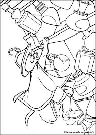 boots coloring picture