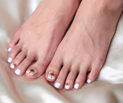 pink black toe nail design youtube how to do nail art on your