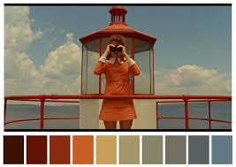 Popular Color Palletes Twitter Account Shares Color Palettes Of Scenes From Popular And