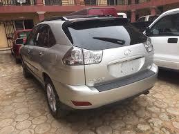 price of lexus rx 350 nairaland direct tokunbo lexus rx350 2007 2008 forsale autos nigeria