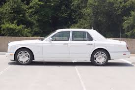 bentley arnage r 2007 bentley arnage r stock 6nc057096a for sale near vienna va