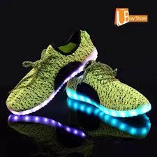 light up running shoes ubuy children boys girls running shoes luminous sneakers led light