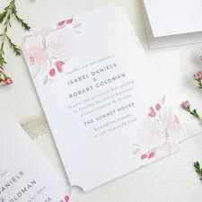 invitations 101 the basics of wedding stationery new orleans