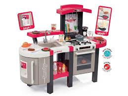 cuisine enfant cuisine enfant smoby modèle chef deluxe téfal jardideco fr
