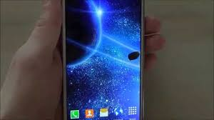 free android phones free 3d hd space live wallpaper for android phones and tablets