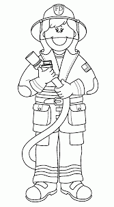 mailman coloring pages occupation coloring pages coloring home