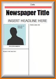 news report template 5 news report template expense report