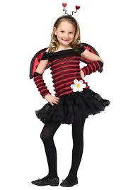 Halloween Bug Costumes Girls Lady Bug Costume Halloween Costumes