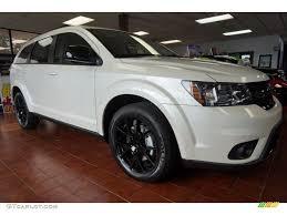 Dodge Journey 2015 - 2015 pearl white tri coat dodge journey sxt plus 97396317