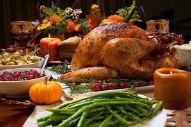 community thanksgiving dinner tree of