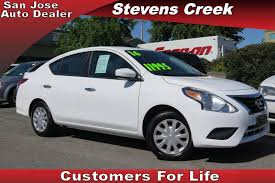 silver nissan versa nissan versa for sale cars and vehicles mountain view