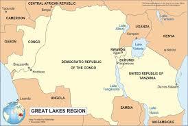 Congo River Map Rwandan Accused Of Dr Congo Genocide And Held In Paris