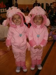 my little twin poodle girls by melzn2art on deviantart
