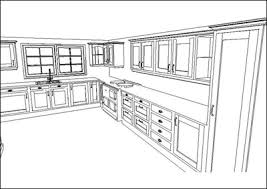 Kitchen Design Drawings David Shield Bespoke Kitchens Kitchen Design Process