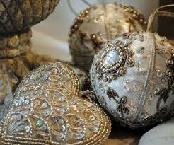 429 best french christmas decorations images on pinterest white